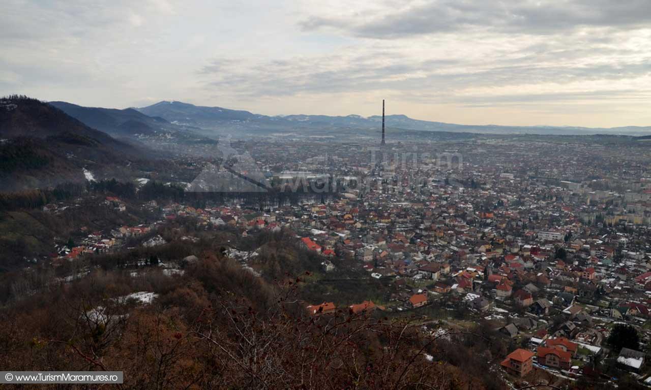 Baia Mare_varful Mogosa_Satra Pintii