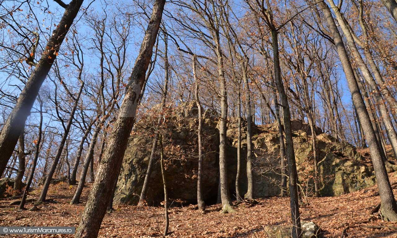 Brecii megalitice cu grota -Tighieru_Maramures