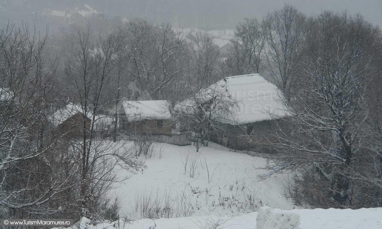 Iarna-Maramures