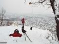 Baia Mare: Piatra Tâlharului Tolvaj Denes – culmea Morgău – vârful Iricău