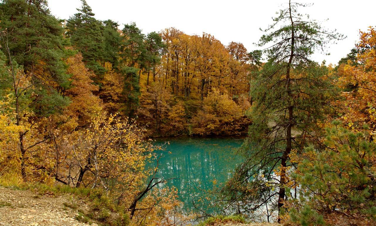 Lacul Albastru Baia Sprie_01