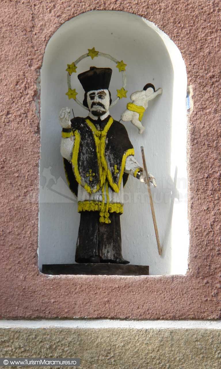 Sf Jonannes Nepomuk ocrotitorul minerilor si marinarilor