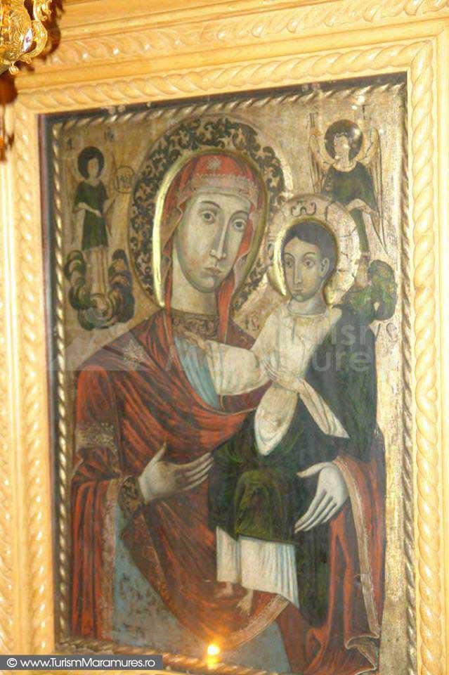 Icoana-facatoare-de-minuni-de-la-Manastirea-Dragomiresti