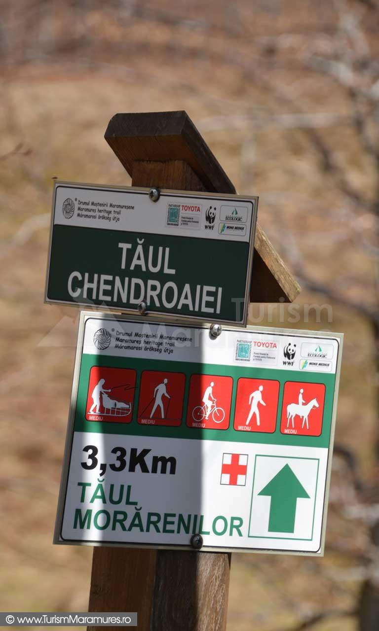 77_Marcaje-turistice-Taurile-Chendroaiei