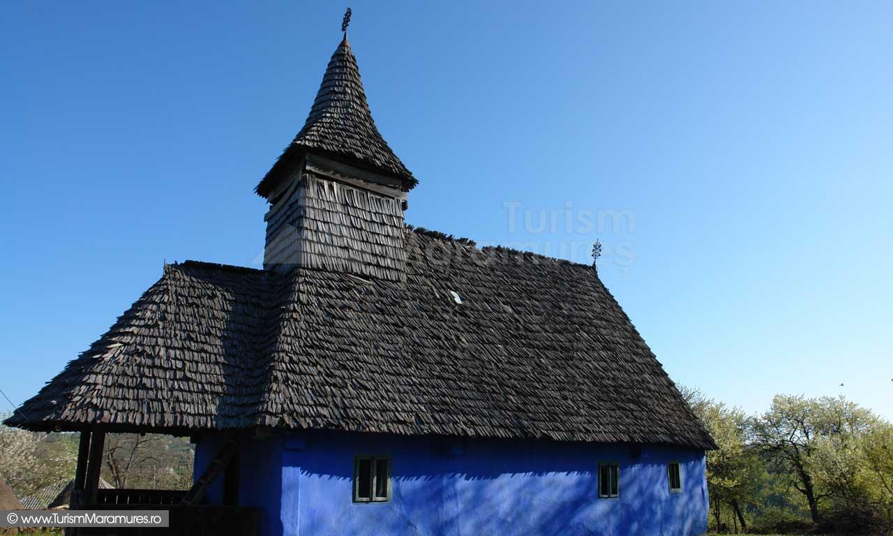 Biserica de lemn Aspra Maramures