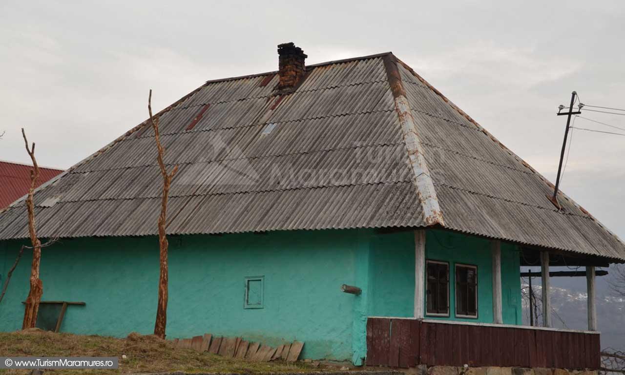 Casa traditionala Surdesti Maramures