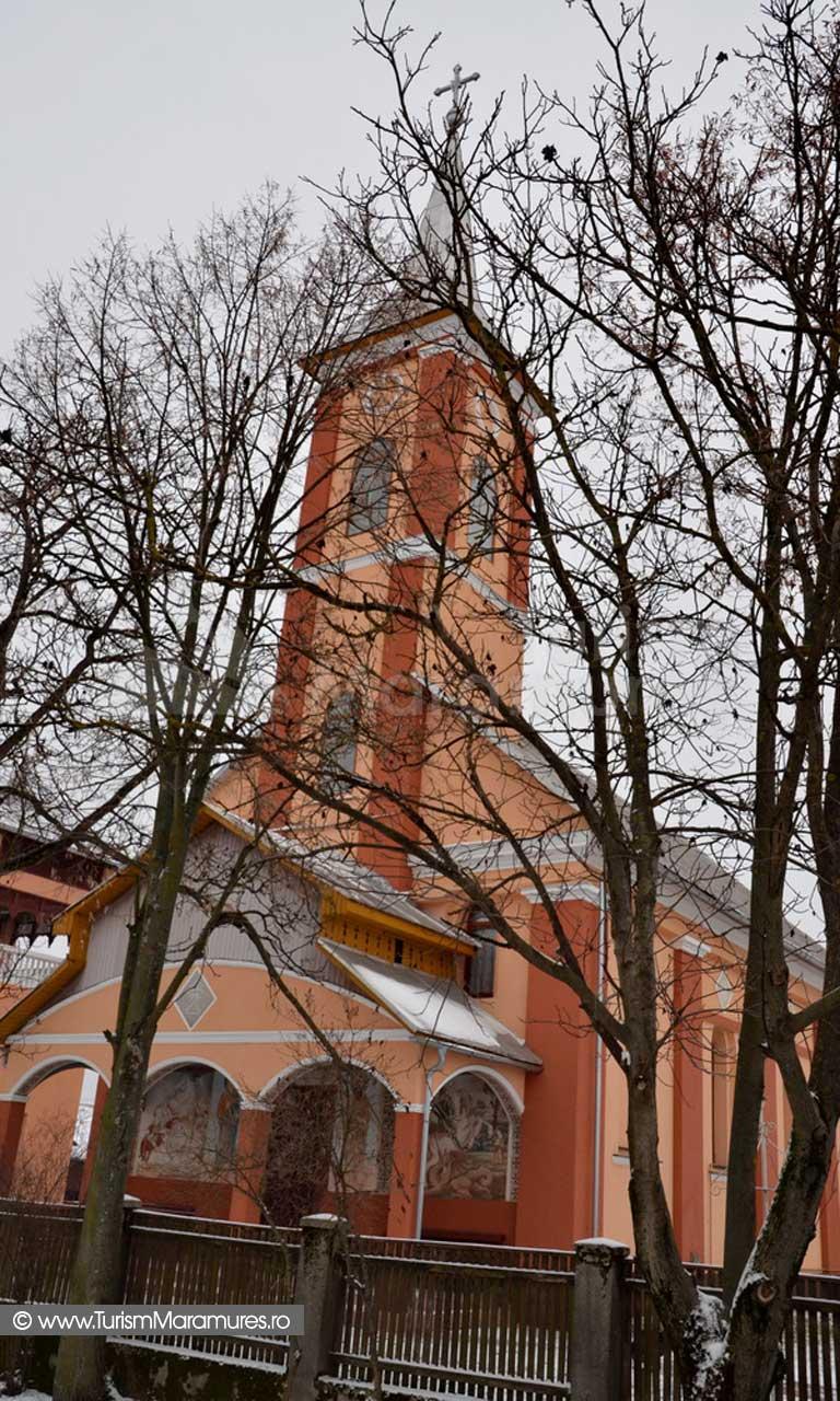 Biserica Bozanta Mica Maramures