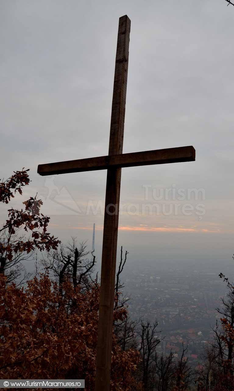 Baia Mare_vedere de pe Dealul Crucii