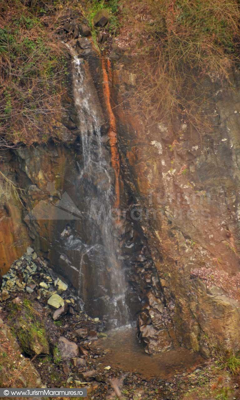 Cascada Cariera Sf Ioan Maramures