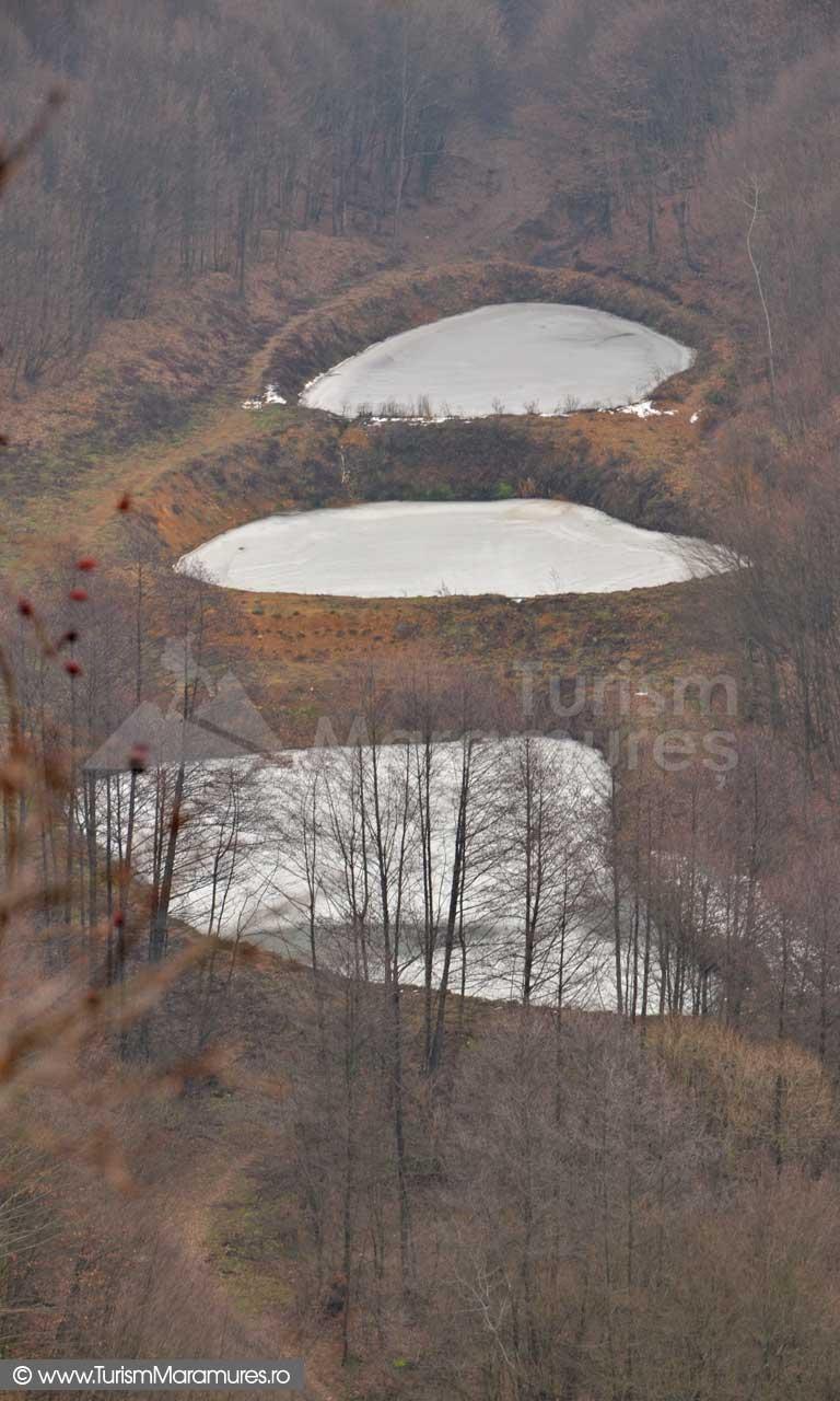 Helestee-cascada valea Sfantul Ioan Maramures