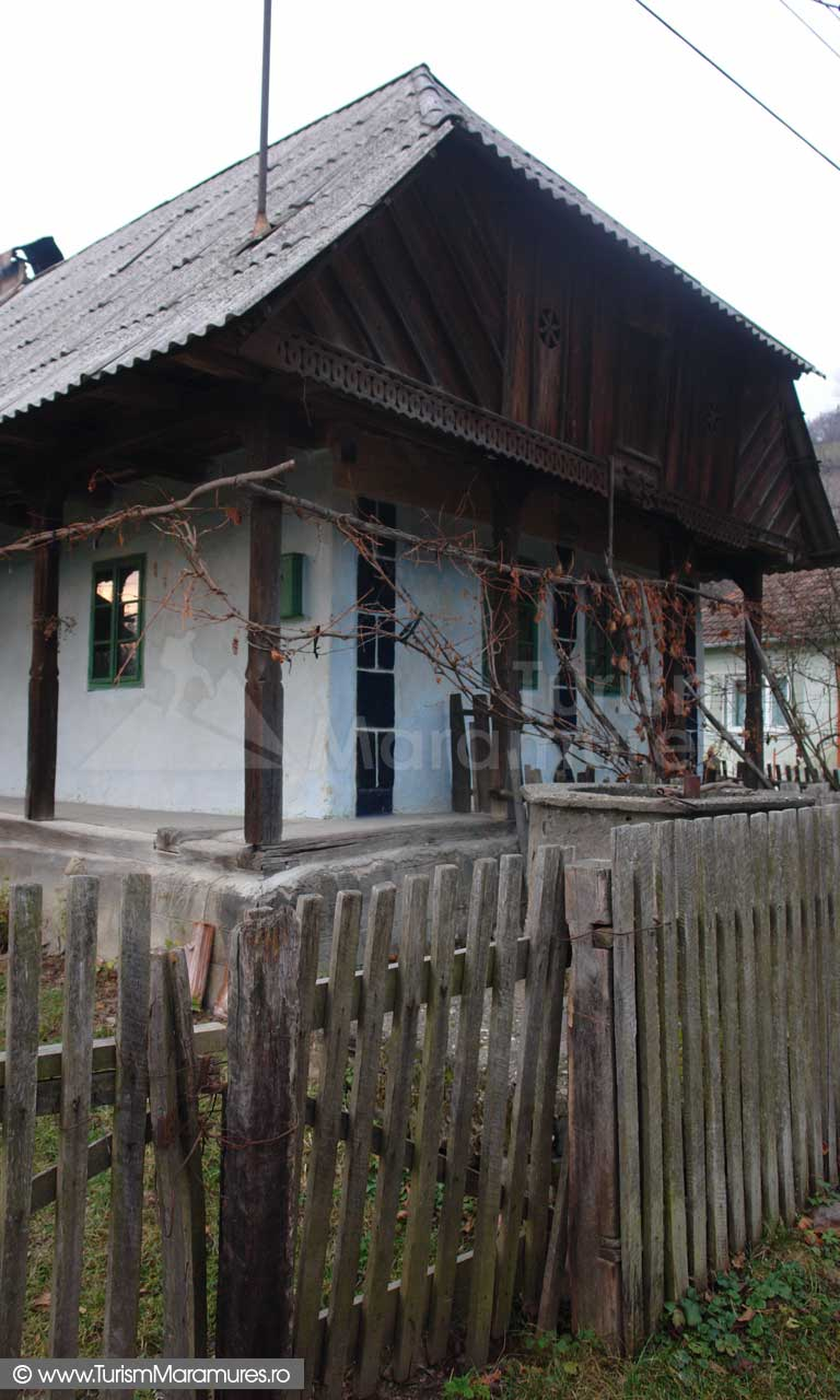 Casa batraneasca Cicarlau Maramures