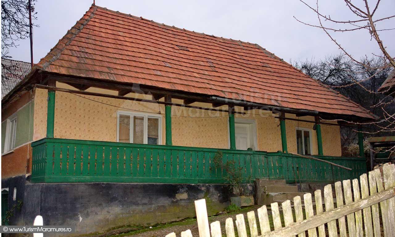 Casa batraneasca din Cicarlau