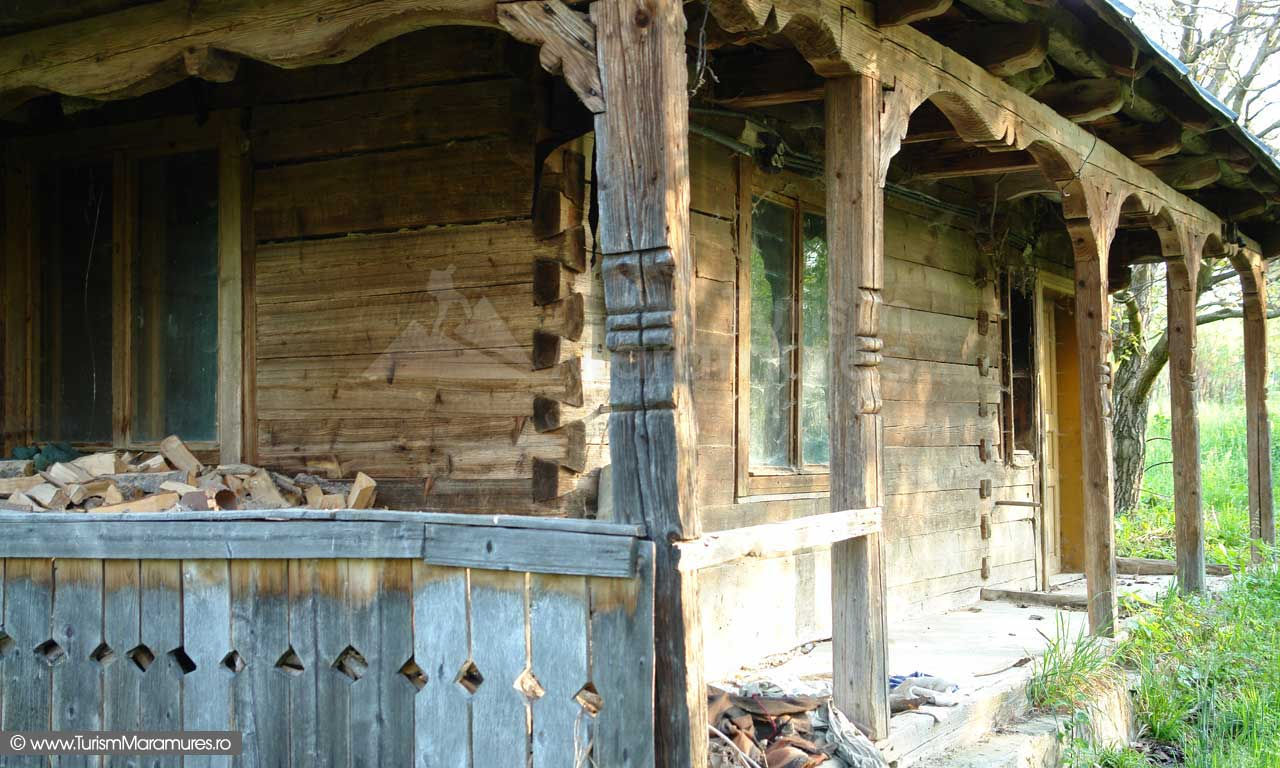 Casa din Berbesti Maramures