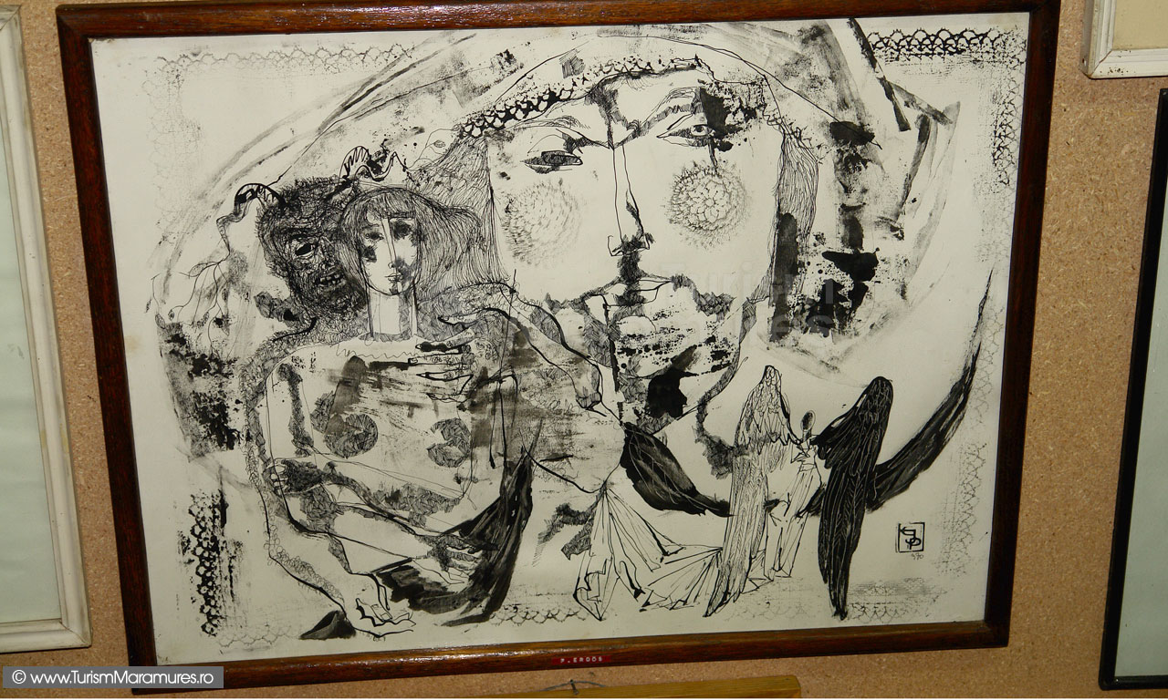 16_Muzeul-Pipas-Maramures_Erdos-Pal,-ilustratie-de-carte-franceza