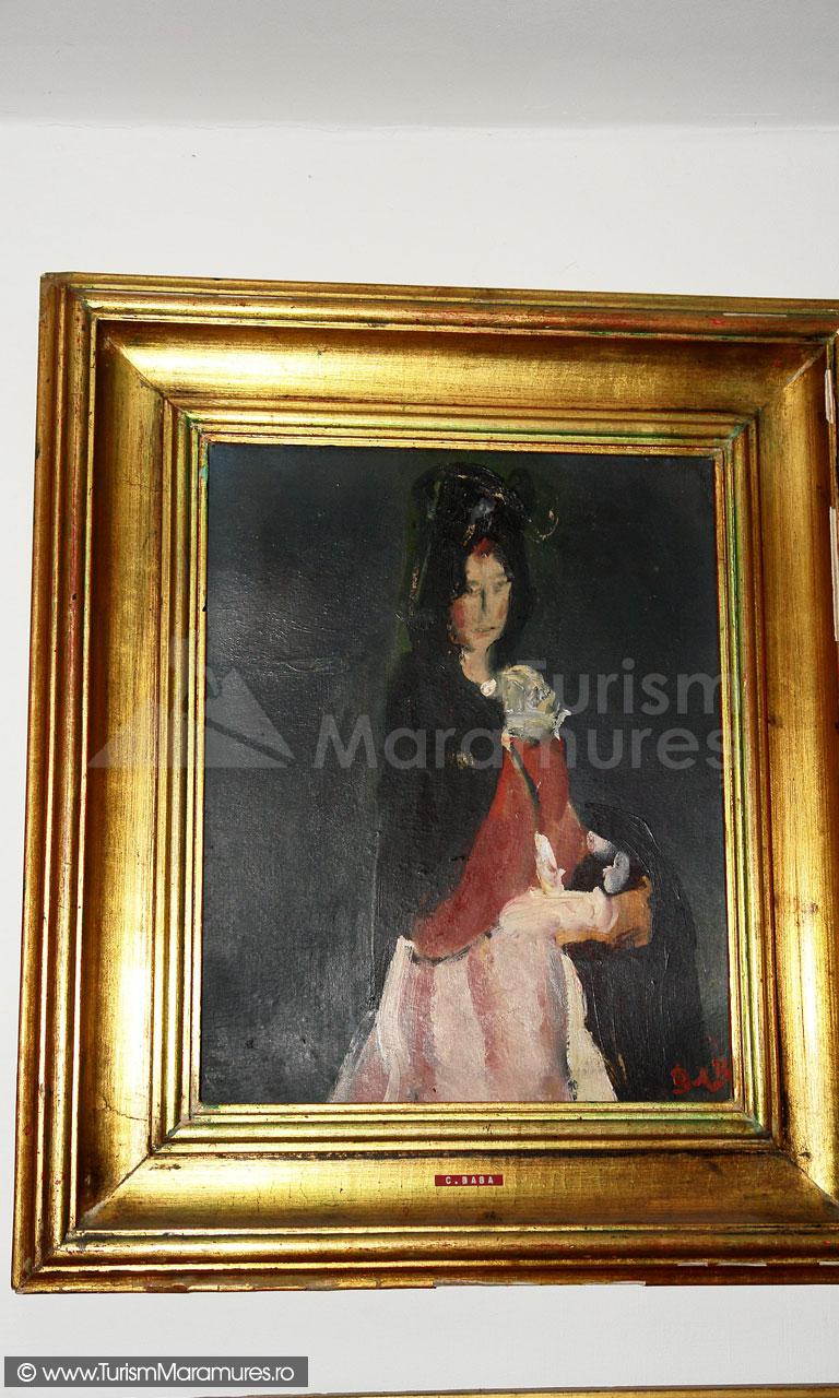 42_Muzeul-Pipas-Maramures_Tablou-Corneliu-Baba