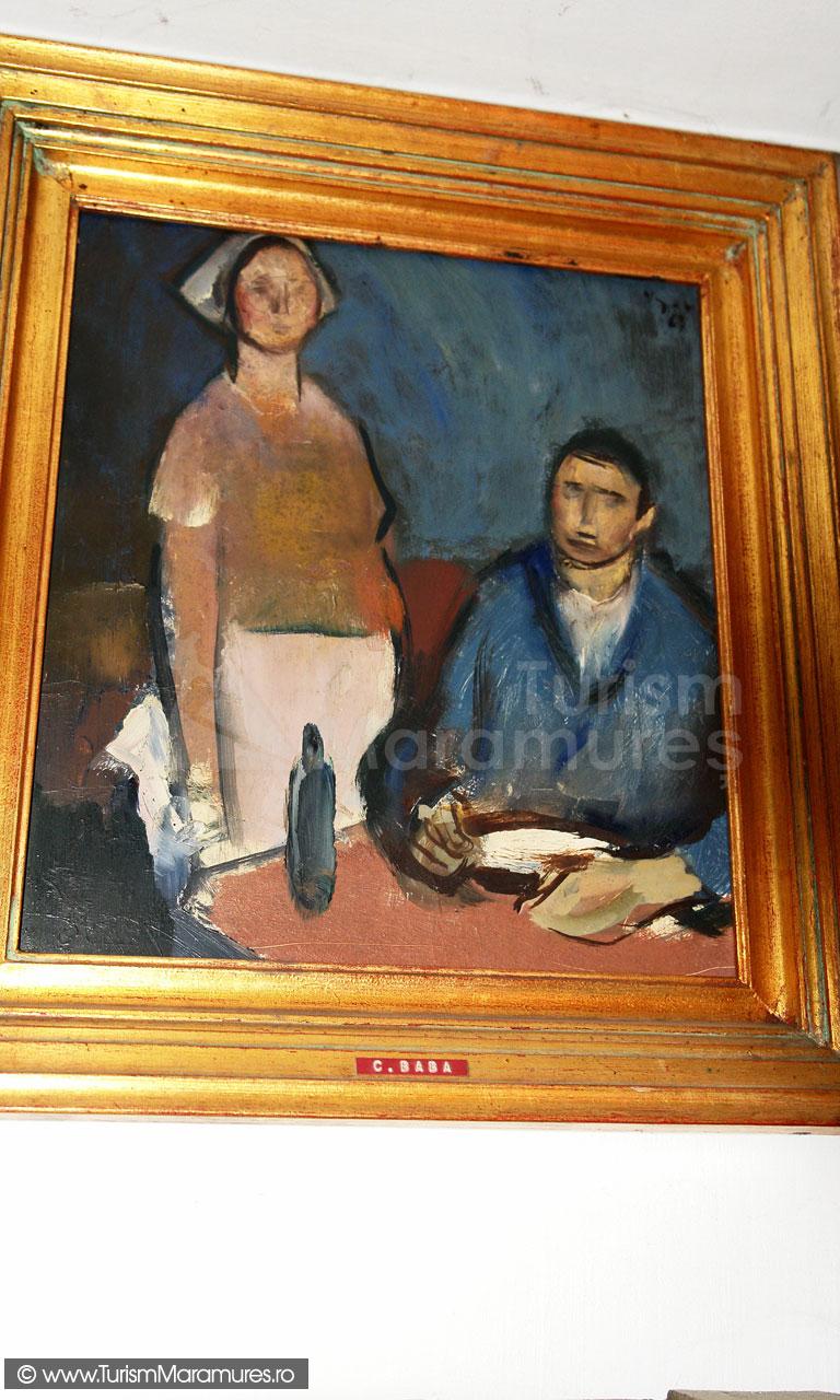 43_Muzeul-Pipas-Maramures_Tablou-Corneliu-Baba