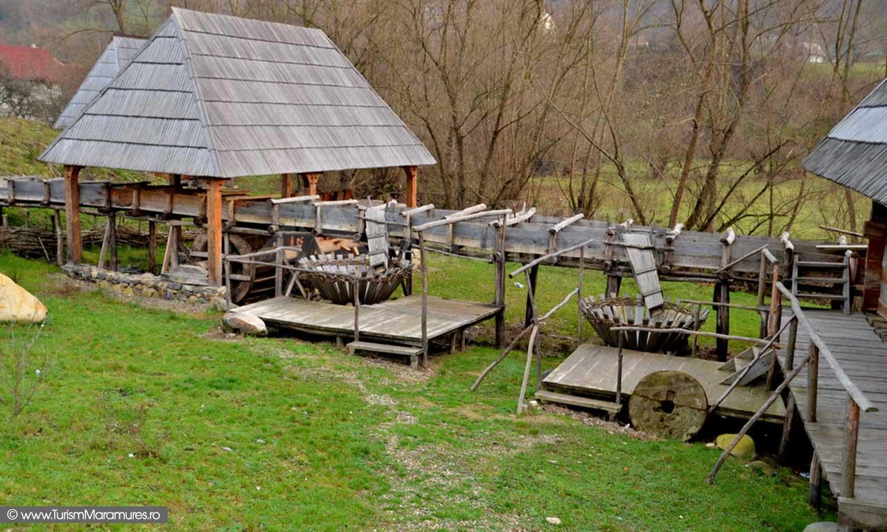 43_Muzeul-Satului-Maramuresean-Sighet_Moara-Berbesti-Valea-Marei-1912