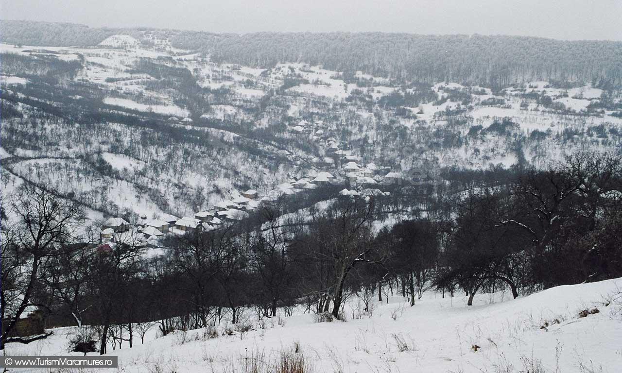Varai-Maramures-iarna