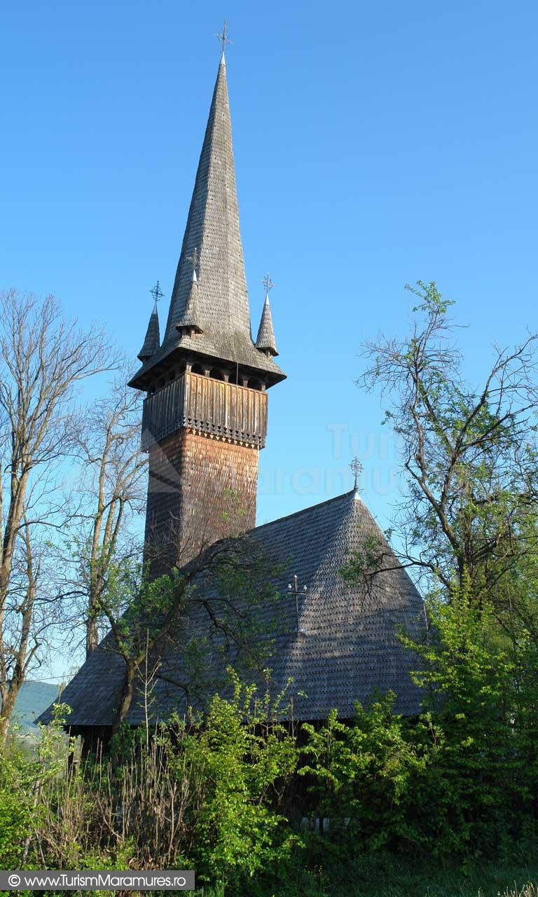 Biserica monument istoric Cupseni