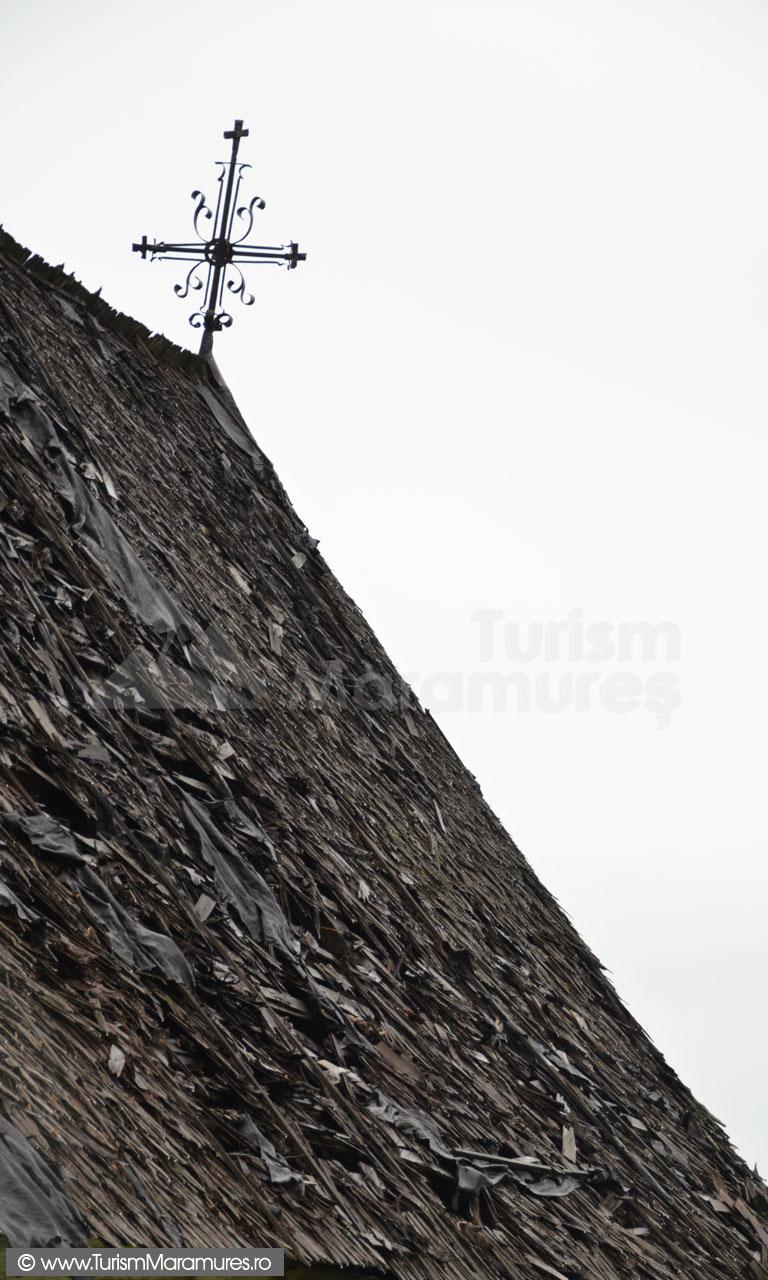 0086_Detaliu-sarpanta--biserica-de-lemn-monument-istoric-Buteasa-Maramures