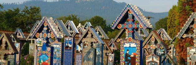 Cimitirul Vesel, Săpânța, Maramureș