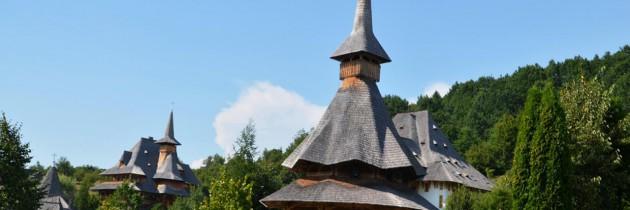 Mănăstirea Bârsana, Maramures