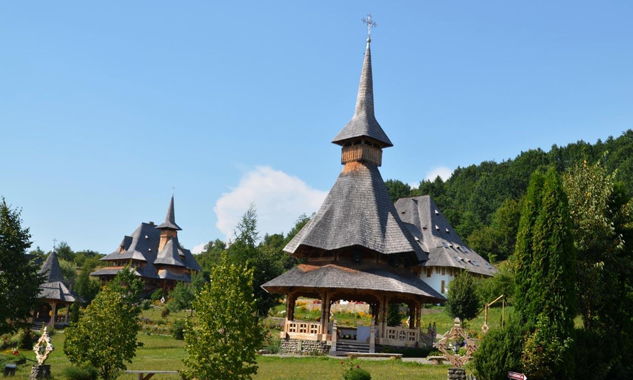 Manastirea Barsana, Turism Maramures