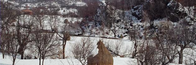 Șurdești: Piatra Roșie, Bulbucu Mare și Bulbucu Mic