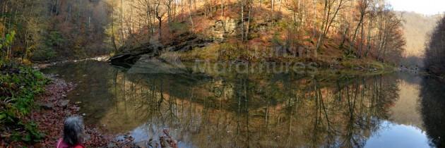 Râul Lăpuș (Buteasa): Defileul Lăpușului