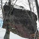 Munții Gutâi: Turnul Ars (Piatra Arsă)