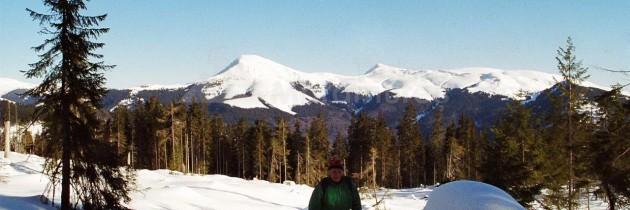 Munții Maramureșului (Repedea): Capul Groșilor