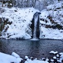Munții Igniș (Firiza): La cascadele din Firiza si Blidari