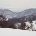 Dănești: Cheile Dănești de pe valea Izvorul Bulzului