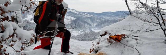 Munții Igniș (Nistru): Din Valea Nistru, pe Piatra Șoimului