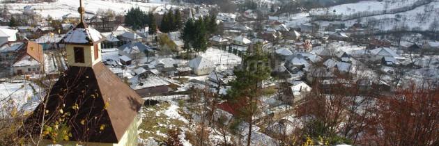Munții Igniș (Băița): Din Băița, pe valea Sfântul Gheorghe la galeria multiseculara