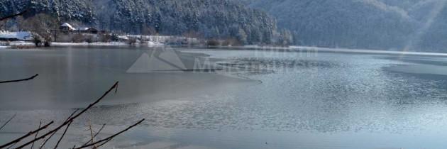 Munţii Igniş (Firiza): Iarna la cascadele din Firiza şi Blidari