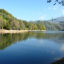 Munţii Igniş (Băiţa): Din Ulmoasa pe vârful Tocastru şi vârful Pleştioara şi la lacul Firiza