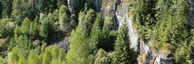 Munții Igniș: Cheile Tătarului