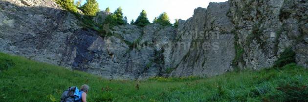 Munții Țibleș: Pe Tibleș, prin Grădina Fetei Pădurii cu retur pe Culmea Gorganelor și Piciorul Zimbrului