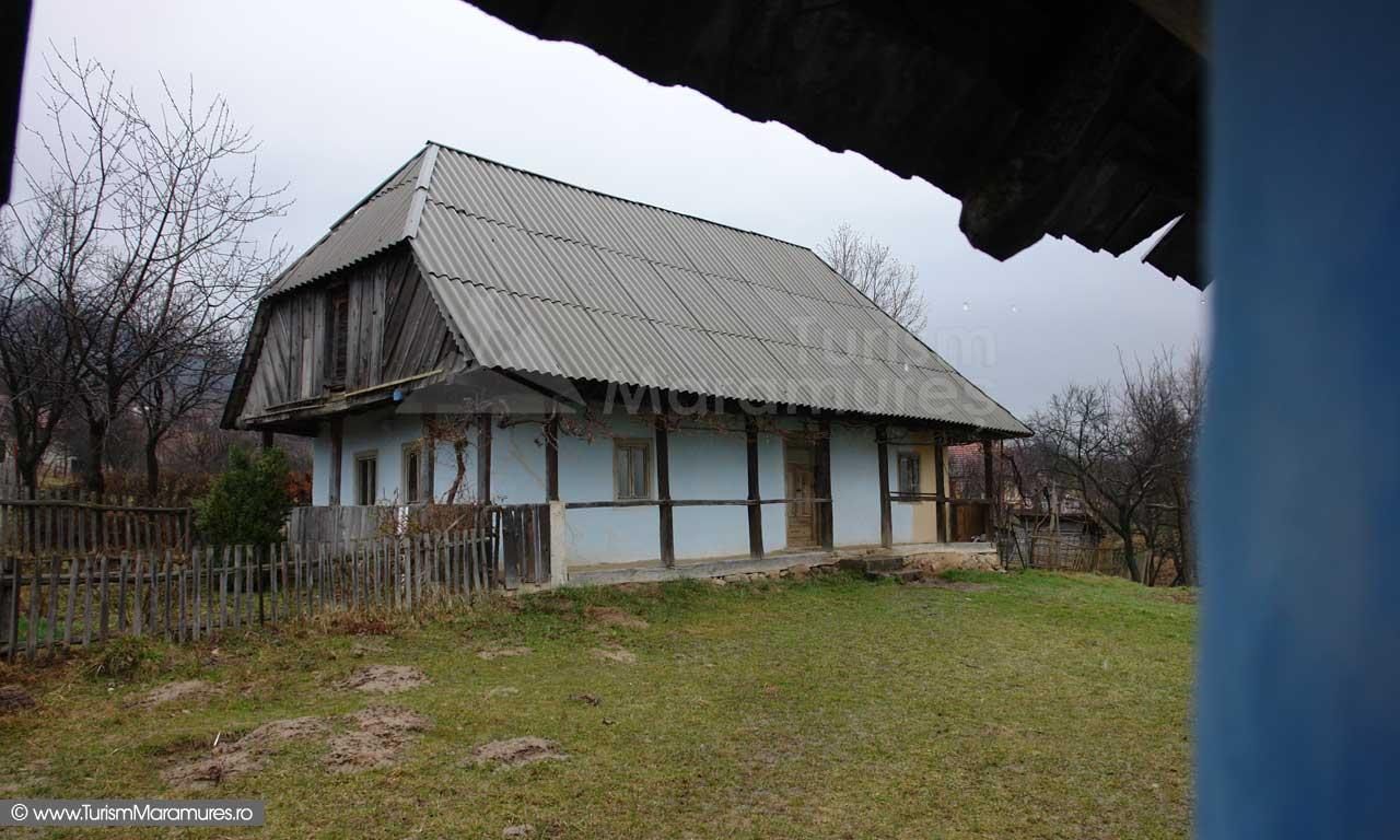 Maramures, casa din Cicarlau