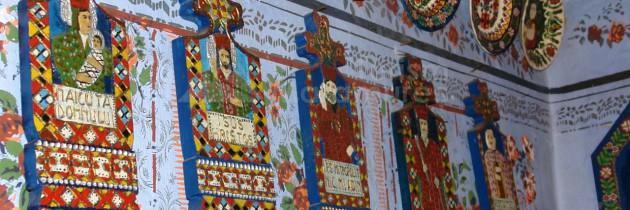 La Mănăstirea Peri și Cimitirul Vesel din Săpânța