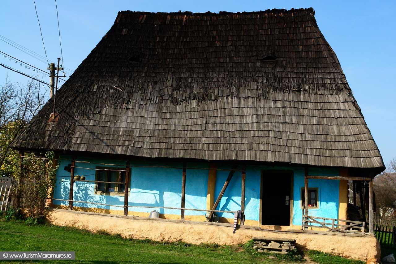 Casa traditionala din Costeni, Maramures