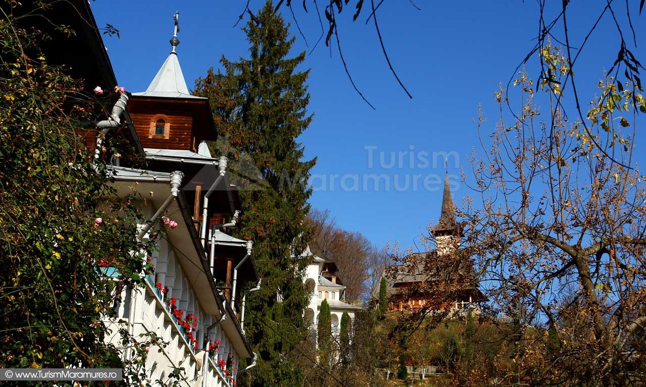 Manastirea Rohia din Maramures