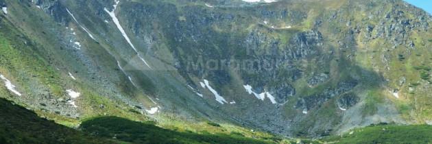 Parcul Național Munții Rodnei: Pasul Prislop – Șaua Stiol – vârful Oncului – vârful Gărgălău – Tăul Știol