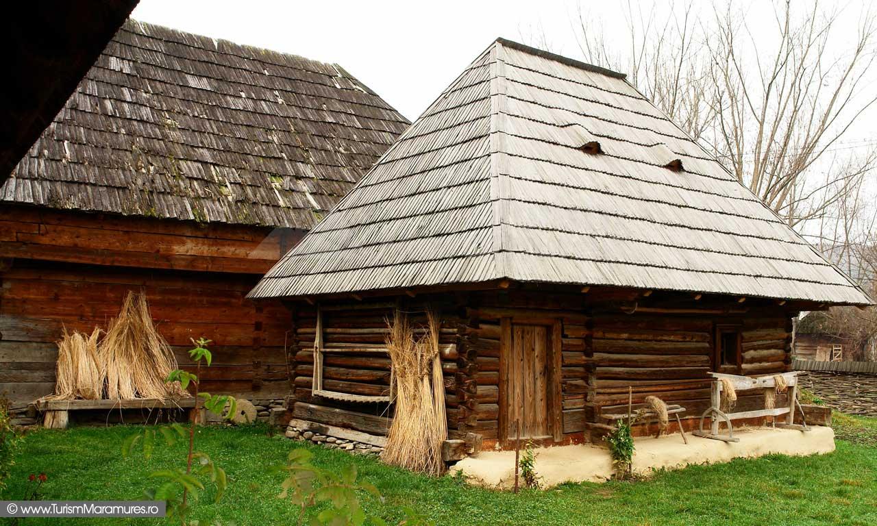 Muzeul Etnografic Ples, Ieud, Maramures