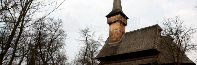 BISERICI UNESCO MARAMUREȘ – Biserica de lemn monument UNESCO din Desești Sfânta Cuvioasa Paraschiva