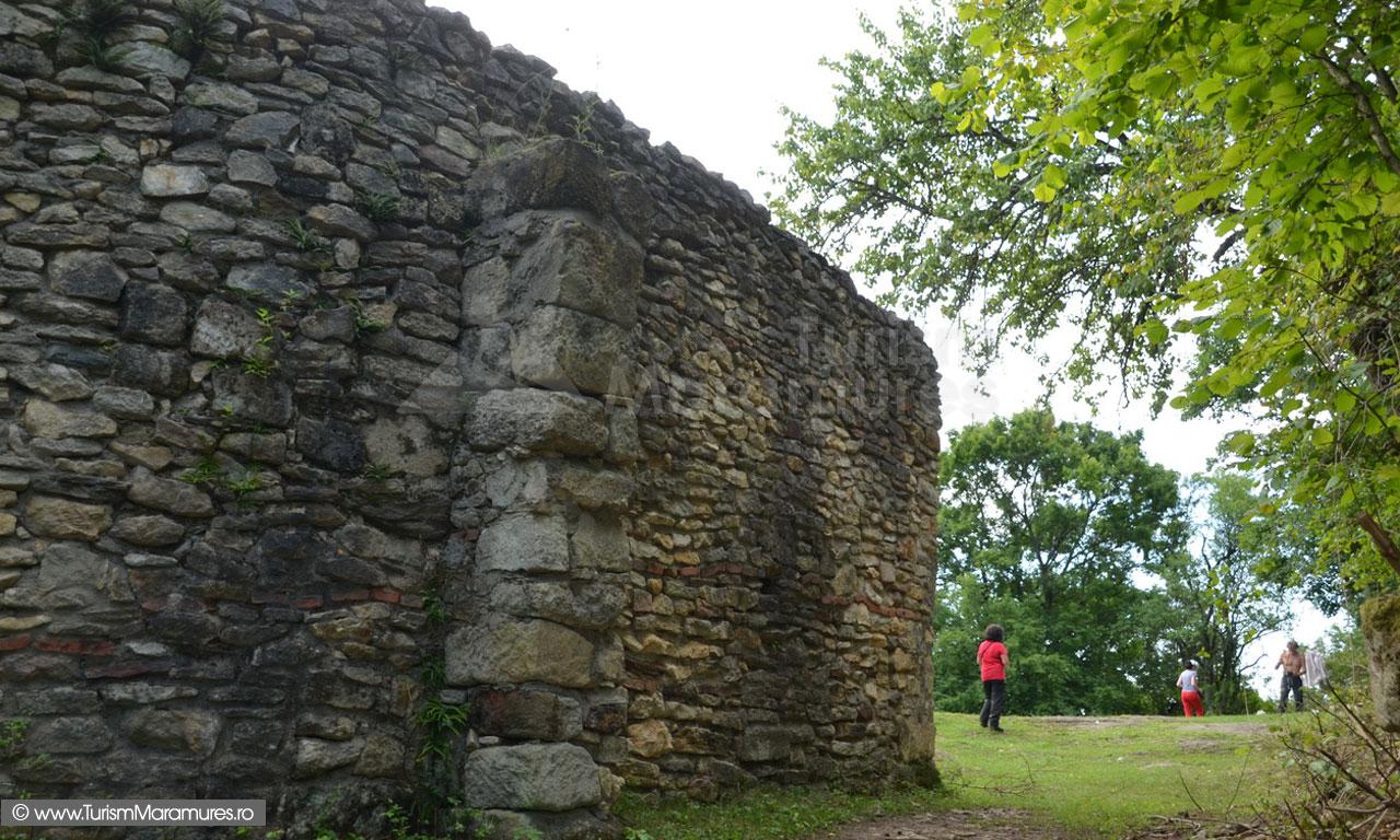 Cetatea Chioarului, Maramures