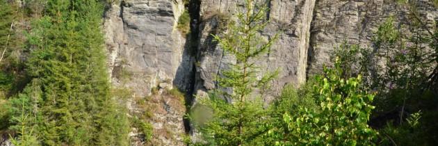Cheile Tătarului – baraj Runcu