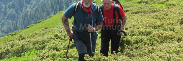 Munții Maramureșului: Din Crasna via Paltinu pe Muntele lui Șerban și Pop Ivan
