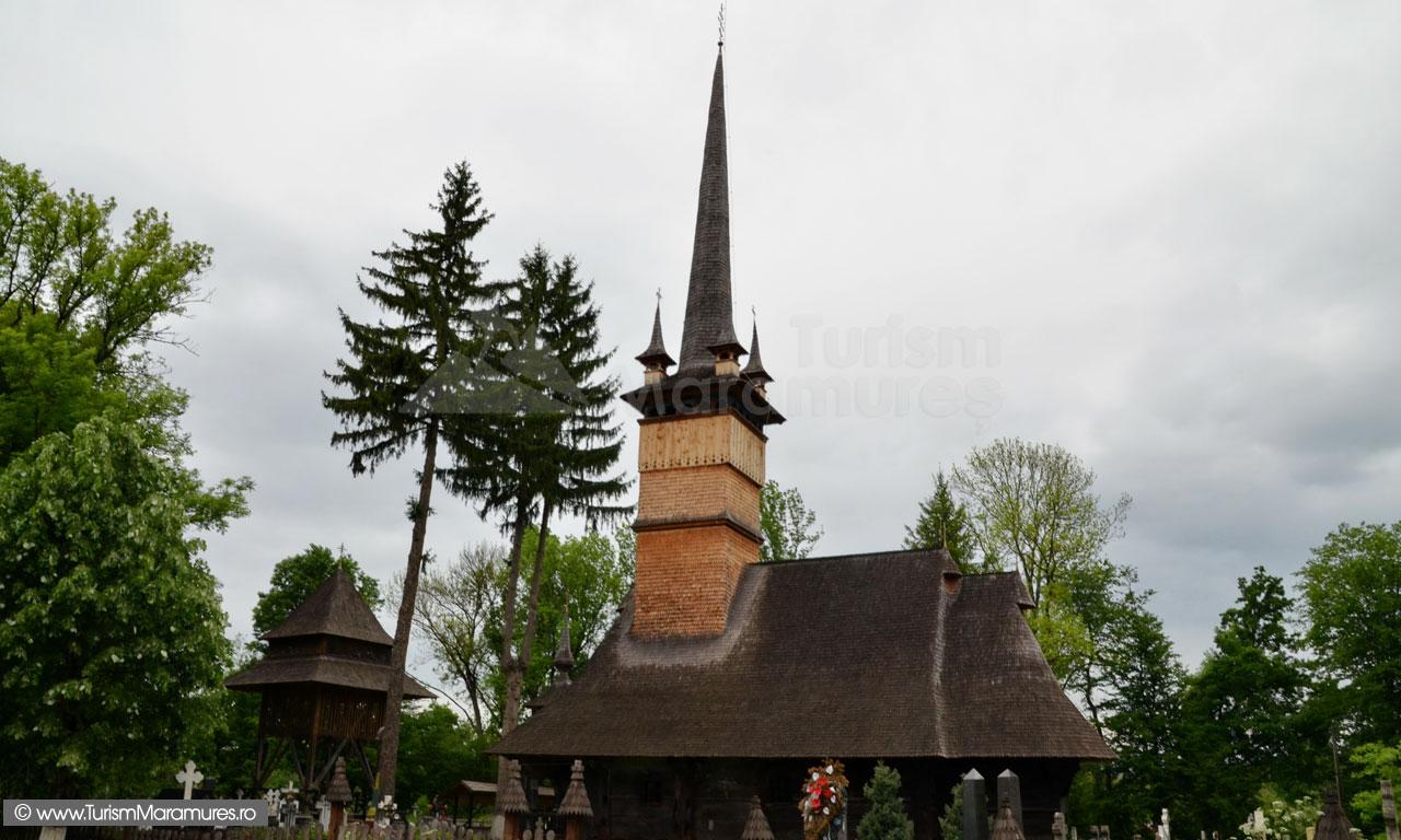 Biserica de lemn Coruia Maramures
